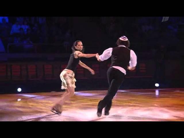 2010 Zhulins Show Anjelika Krylova Ruslan Goncharov Hava Nagila