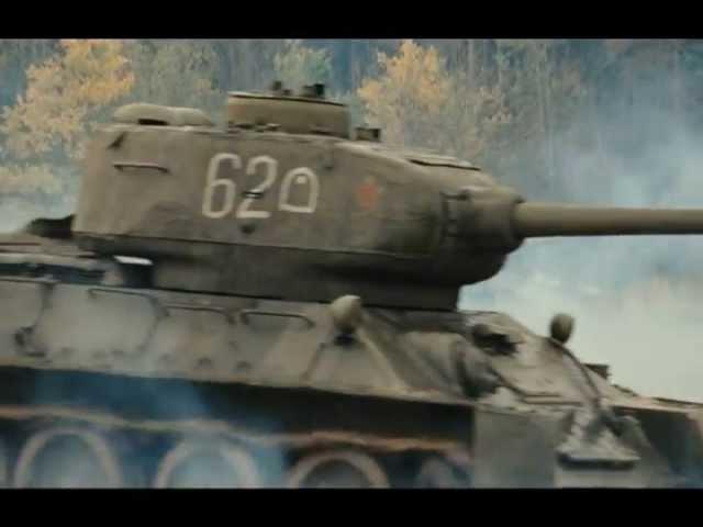 T-34 many vs Tiger