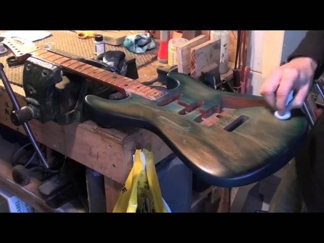Stratocaster Build Part 5