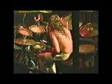 Nick Menza Drums Cam - Megadeth - The Conjuring (Live At NEC Centre Birmingham, UK 10-13-90) HD