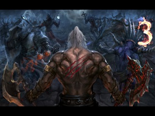 Варвар 3 - Diablo 3. Хардкор. (Сезон 5. Версия 2.4.)