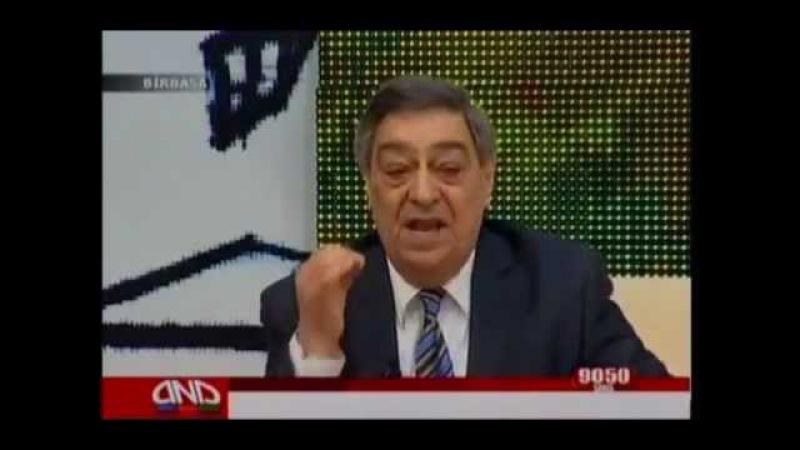 Reshid Mahmudov heqiqeti danishdi - Gune baxan