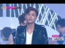 20140607 Comeback Stage ZE A Breath 제국의아이들 숨소리 Show Music core 20140607