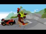 LEGO® Juniors 10722 NINJAGO SNAKE SHOWDOWN