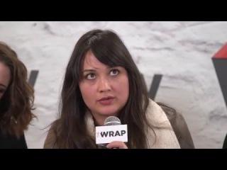 Kristen, Lily G and Kelly R interview #CertainWomen #Sundance2016 #TheWrap