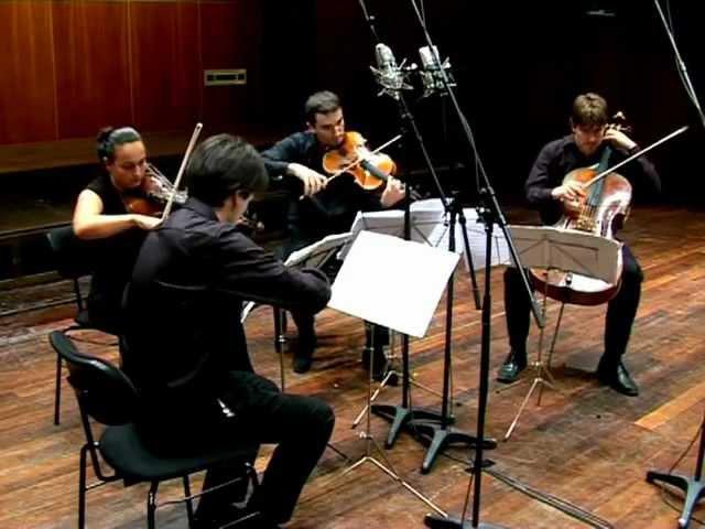 Sergei Prokofiev - String Quartet No. 1 in B minor Op. 50, Quartetto Energie Nove