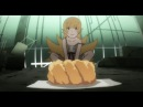 Shinobu y las donas - nekomonogatari