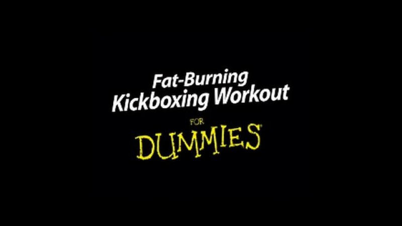 Kickboxing Workout For Beginners Full Video (Workout for Dummies)