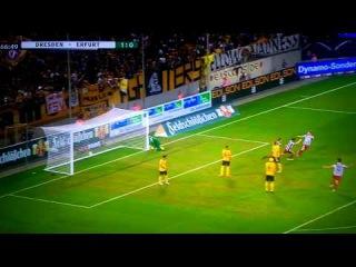 Carsten Kammlott incredible goal 13.08.2015