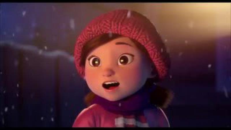 Лили и Снеговик чудесная рождественская история