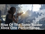 Rise of the Tomb Raider Xbox One Frame-Rate Test