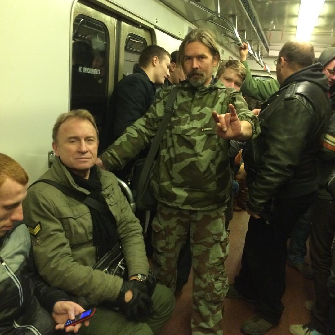 РУССКИЙ МАРШ - 2015