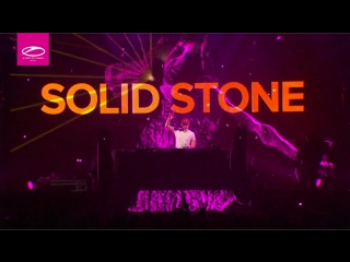 Solid Stone - A State Of Trance 750(Toronto,Canada) 2016 1080p