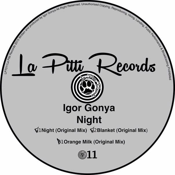 Igor Gonya - Blanket (Original Mix)
