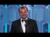 Ди Каприо получил «Оскар»!