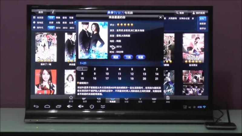 CS918 Quad Core Android TV Box Intro RK3188
