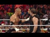Daniel Bryan vs. Triple H - WWE World Heavyweight Championship Match Raw, April 7, 2014