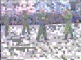 показательные выступления шсс на День Пограничника г.Воркута.   призыв 1997.осень