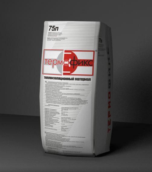 Термофикс теплоизоляционный и отделочный материал