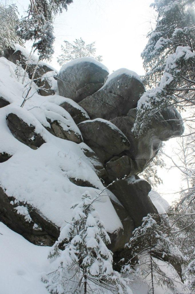 Скалы Кобылья голова