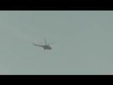 Эксклюзив! Сирия! Обломались, попали в вертолет, но он полетел дальше!