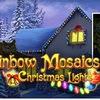 Rainbow Mosaics: Christmas Lights Game