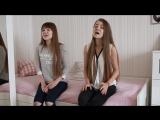 Sia - Chandelier (cover,кавер) классно поет,красивый голос.красиво спела,шикарный голос