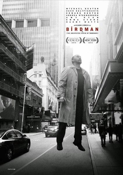 Бёрдмэн (Оскар 2015 в 4-х номинациях)