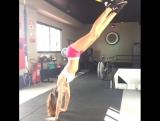 Тренируемся с Изабель Гулар 5