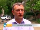 Сюжет на телеканале РЕН ТВ 31 07 15 г о наклейке желтых стикеров на двери должников за электроэнергию