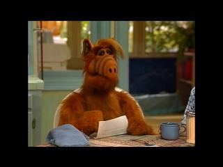 Альф l Alf - 1 Сезон l 26 Серия [HD 720]