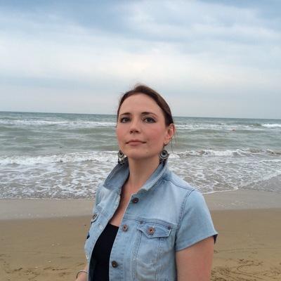 Анна Солодухина