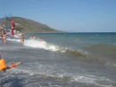 Пляж поселка Рыбачье Крым