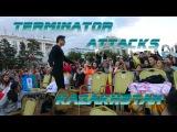 A Real Life Terminator Attacks Kazakhstan [break-dance.org]