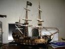 Корабль Чёрная Жемчужина Ship Black Pearl