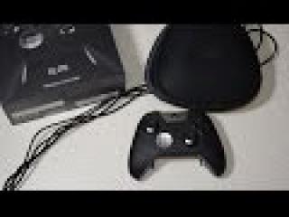 Обзор и распаковка Xbox One Elite Controller