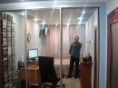 Гардеробная комната в хрущевке вместо кладовки | шкафгардеробная edblack