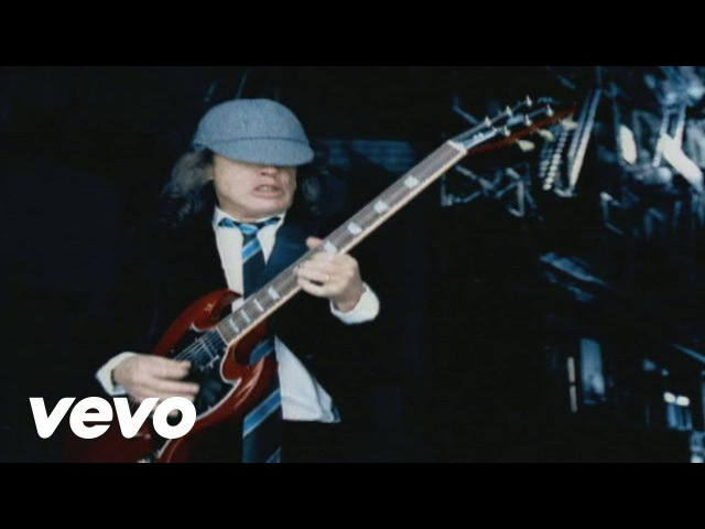 ACDC - Stiff Upper Lip (Official Video)