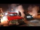 L A Street Racing 1000hp Nitrous C10 vs 700hp Mustang