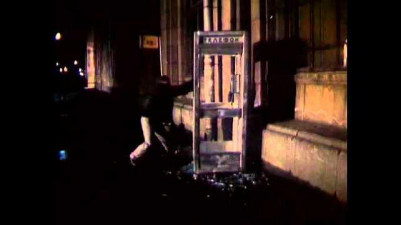 Окно в Париж 1993 отрывок Телефонная будка