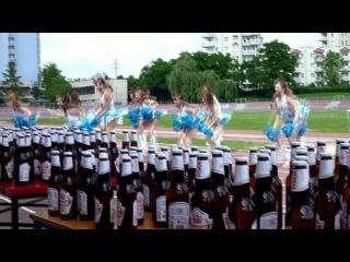 Piwna Mila ( Beer Mile )