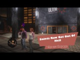 Saints Row Gat Out Of Hell с Димоном  - Чёрная борода #2 [ 60fps ]