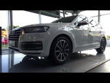 2015 Audi Q7. Review.