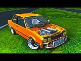 ДРИФТ КОРЧ BMW e30 с 2JZ GTE - SLRR (Street Legal Racing)