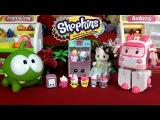 Мороженное для Ам Няма. Шопкинс 3 серия Ярмарка Вкусов Коллекция Мороженного + мультик с игрушками