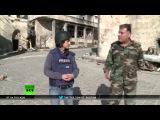 Дрессировщица львов наравне с мужчинами сражается за будущее Сирии