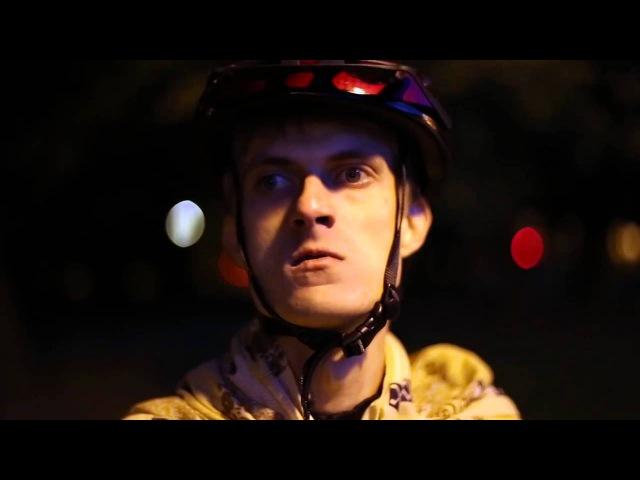 Funkier man часть 2. Реклама велосипедной одежды.