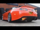 Toyota Supra MK4 Turbo Sound Compilation