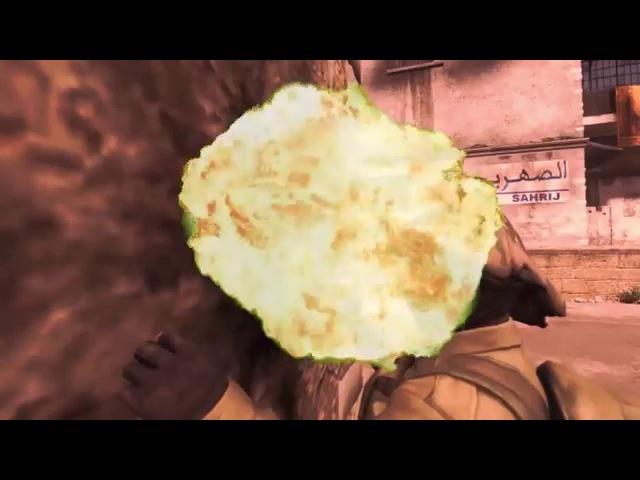 Grenade Jump (GMOD)