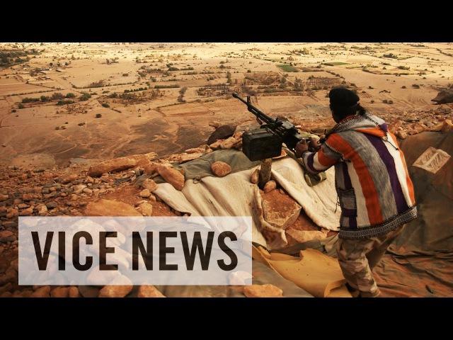 Libyas Quiet War The Tuareg of South Libya